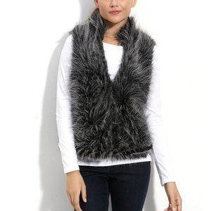 Michael kors Vest faux racoon fur